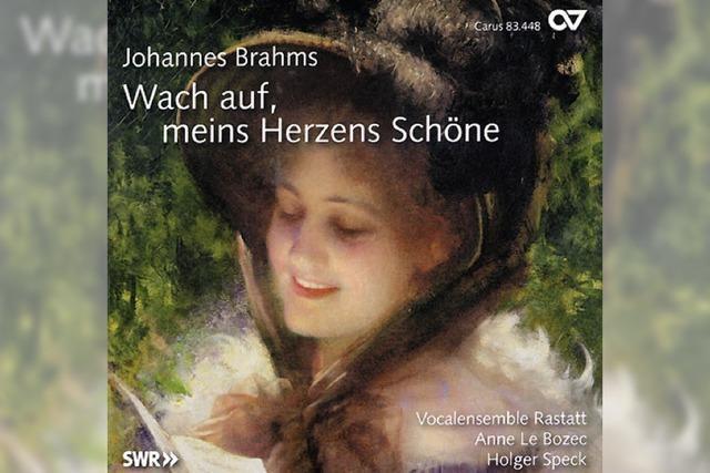 REGIO-CD: Romantik aus Rastatt