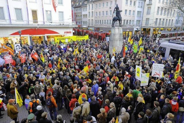 Freiburg hat keinen Plan für den Super-GAU