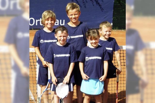 Mehr junge Leute im TC Ettenheim