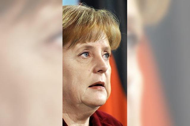 Angesichts der Katastrophe in Japan ändert Merkel ihren Atomkurs