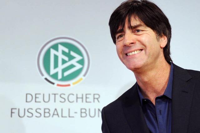Löw bleibt bis 2014 Nationaltrainer