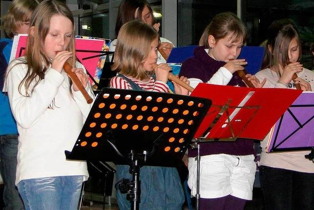 Jugendmusikschule westlicher Kaiserstuhl-Tuniberg zieht positive Bilanz