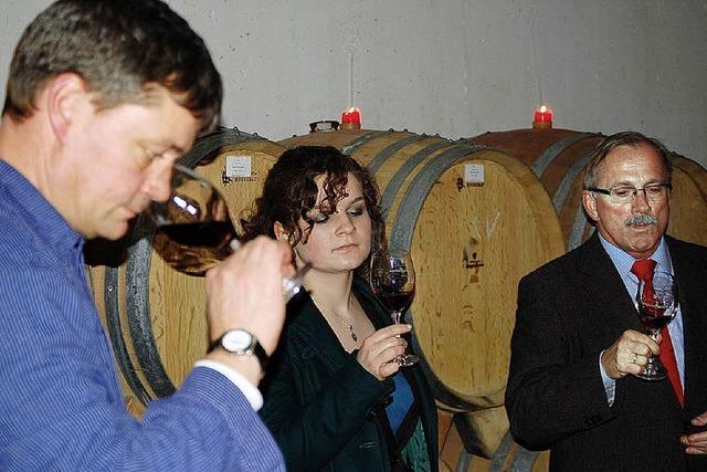 Sonniger Auftakt für das Weinjahr 2011