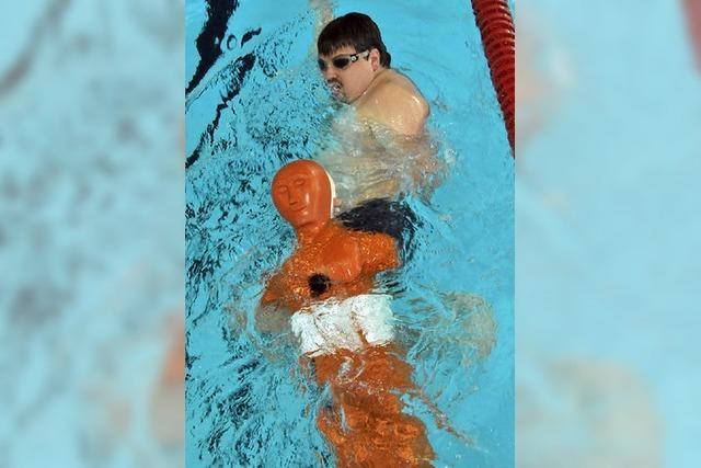 Schnell Schwimmen allein reicht nicht