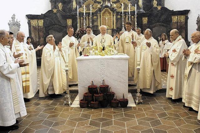 Sie denken noch immer gerne an St. Johann zurück