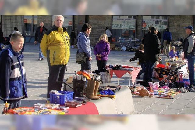Kinderflohmarkt bleibt am angestammten Ort