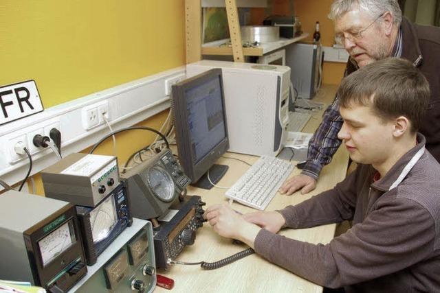 Deutscher Amateur-Radio-Club Freiburg: Tüftler im Kontakt zur weiten Welt