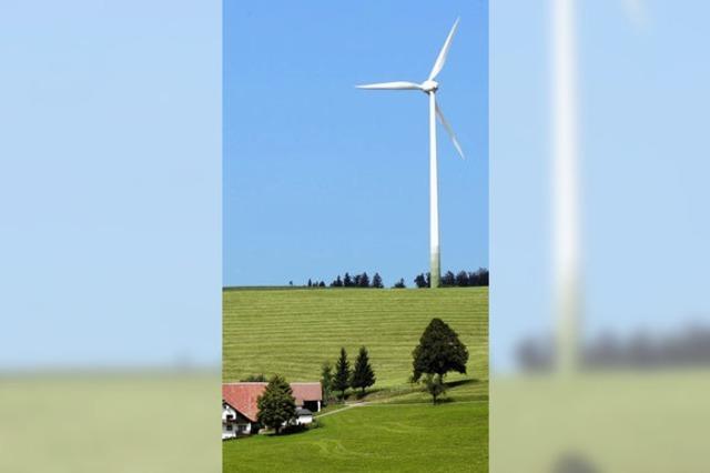 Das Land gibt sich mit 20 Prozent Ökostrom zufrieden