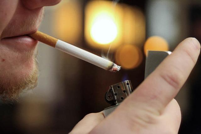 Im Krankenbett zum Nichtraucher