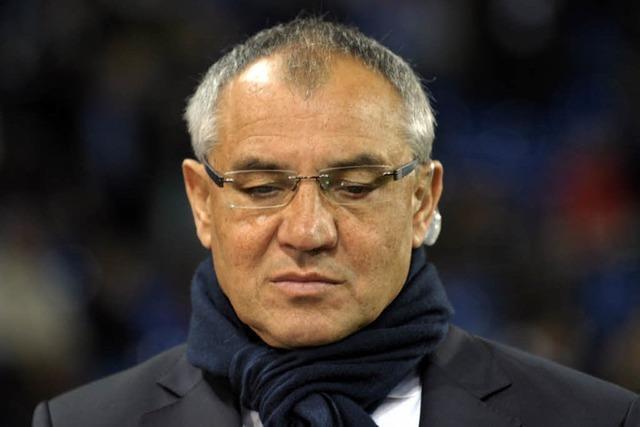 Schalke feuert Magath