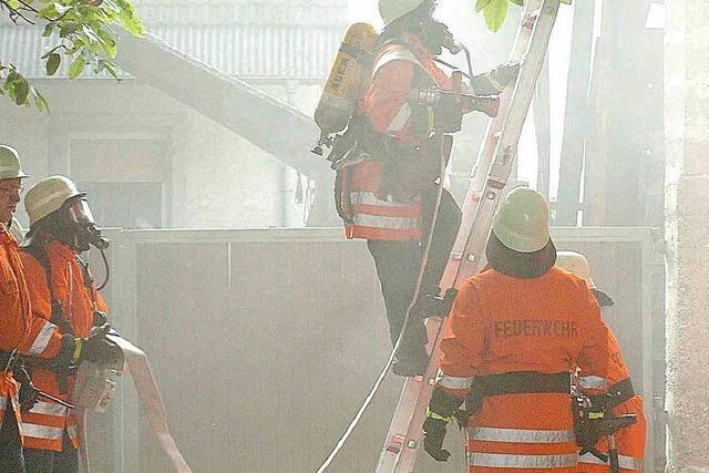 Stress um neues Löschfahrzeug – Feuerwehrmänner werfen hin