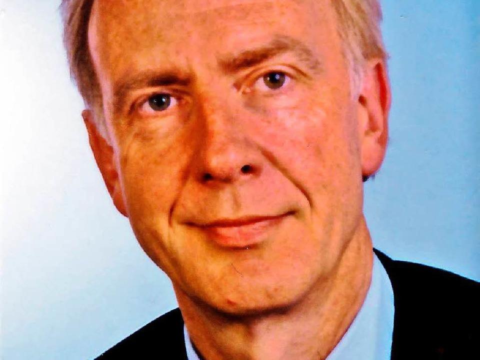 Professor Bengel ist Psychologe an der Universitätsklinik Freiburg.  | Foto: Uni Freiburg