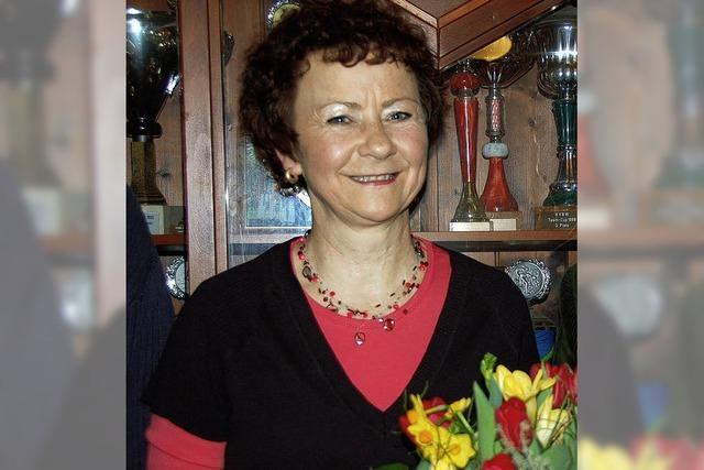 Eva Lapp legt GTS-Vorsitz nieder