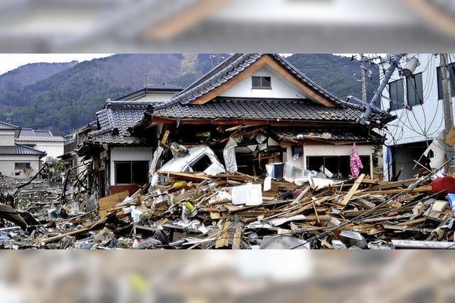 Bleiben oder gehen nach dem Beben?