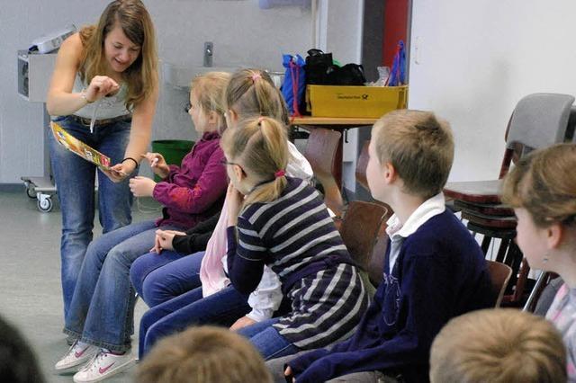 Französischunterricht kommt auf Touren