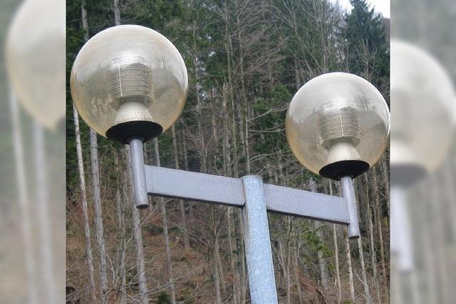 Neue Lampen sollen Energie sparen