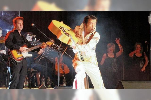 Der Rock'n'Roll-König lebt