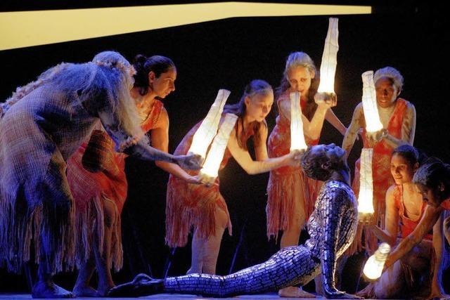 Der Schamane als Choreograph