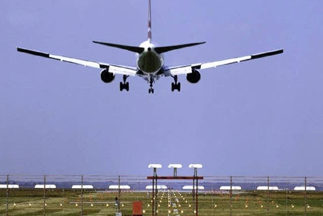 Mehr Nordwind erzwingt mehr Südanflüge