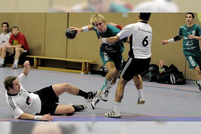 Handball-Derby der Kellerkinder