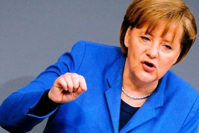 Atom-Debatte im Bundestag: Spalten statt Versöhnen