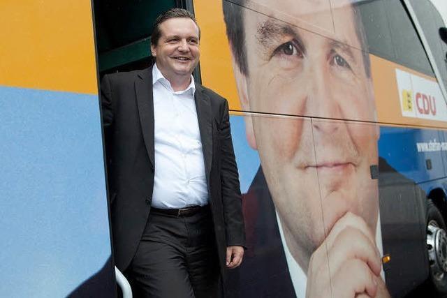 CDU-Spitzenkandidat Stefan Mappus im Porträt