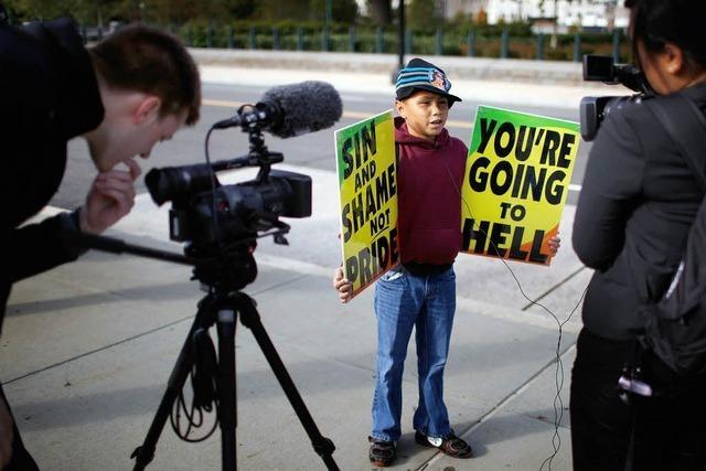 Konflikt um christliche Sekte: Meinungsfreiheit oder Hetze?