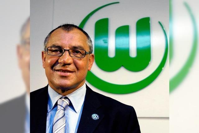 Medien: VfL Wolfsburg holt Magath