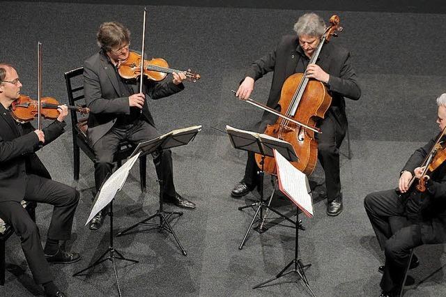 Ein großartiges Kammermusik-Erlebnis