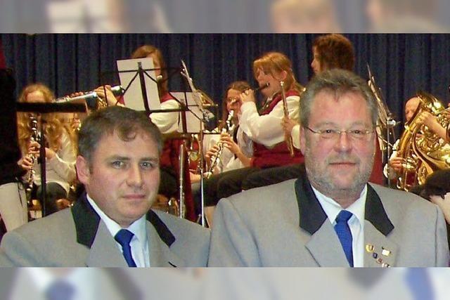Ehre für Stadt-Musiker