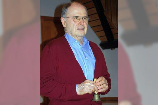 Schwarzwaldverein bleibt ohne Chef, Künzig macht's kommissarisch