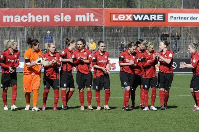 Die SC-Frauen steigen in die Erste Liga auf