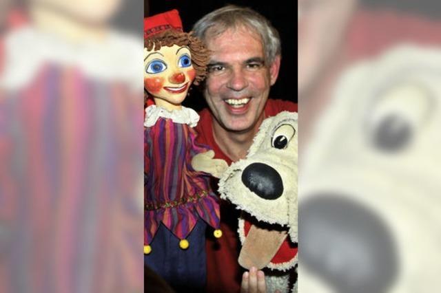 Freiburger ließen zwei Tage lang Puppen tanzen