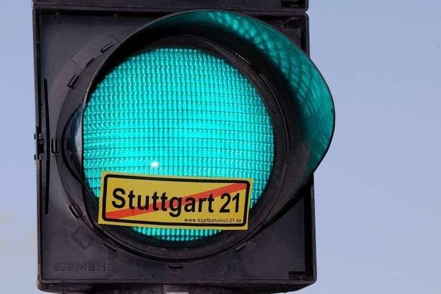 Gutachten zu Stuttgart 21: Acht Gleise reichen nicht
