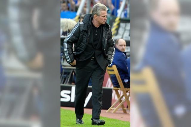 Schalke ohne Biss in Leverkusen