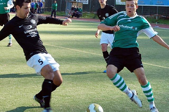 FC Zell spielt zu Hause nur Remis