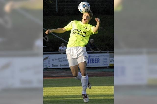 FC Steinen schüttelt Müdigkeit zu spät ab