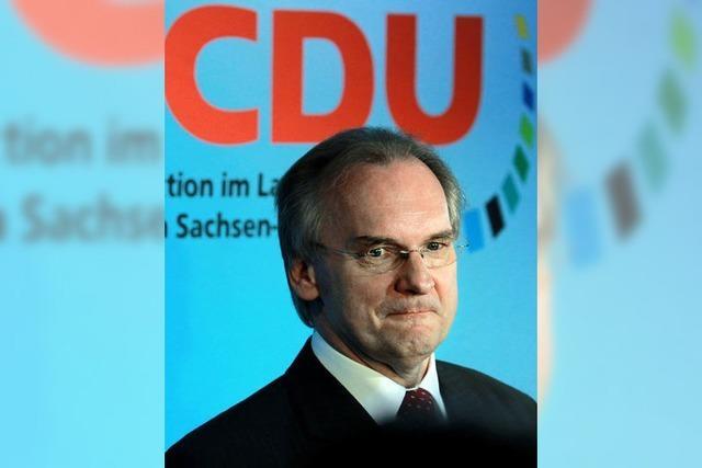 Sachsen-Anhalts alte Regierung wird auch die neue sein