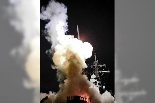 Luftschläge gegen libysche Stellungen – Gaddafi droht