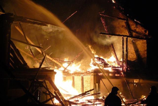 Brandserie in Riehen und Bettingen reißt nicht ab