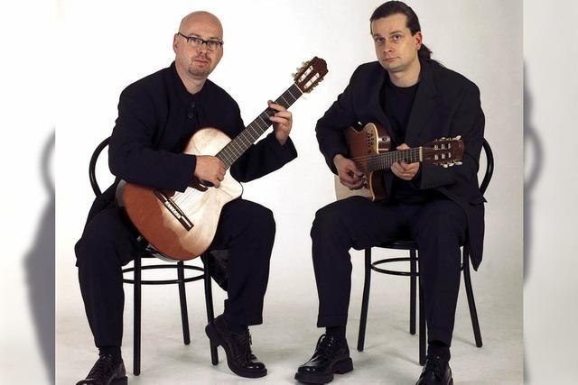 Musik mit Saiten-Instrumenten
