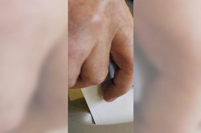 In Neuenburg dürfen 8555 Bürger wählen