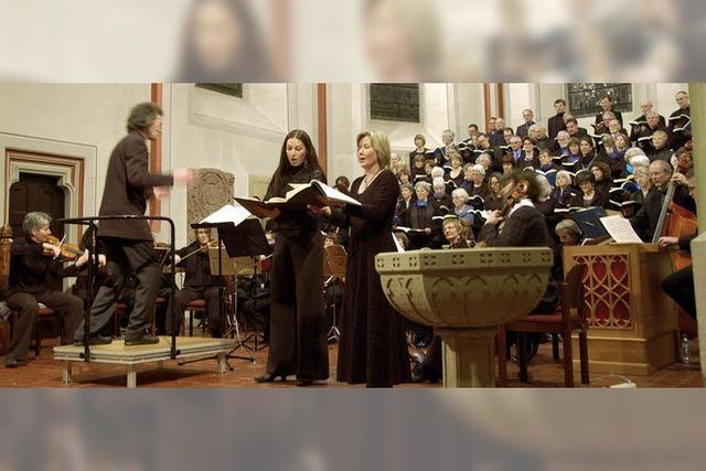 Bach-Messe als grandioses Zusammenspiel