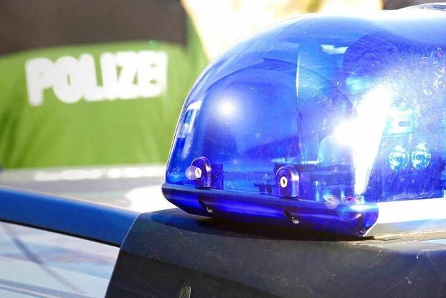Jugendgruppe hält die Polizei auf Trab