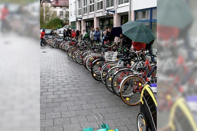 An- und Verkauf von Fahrrädern