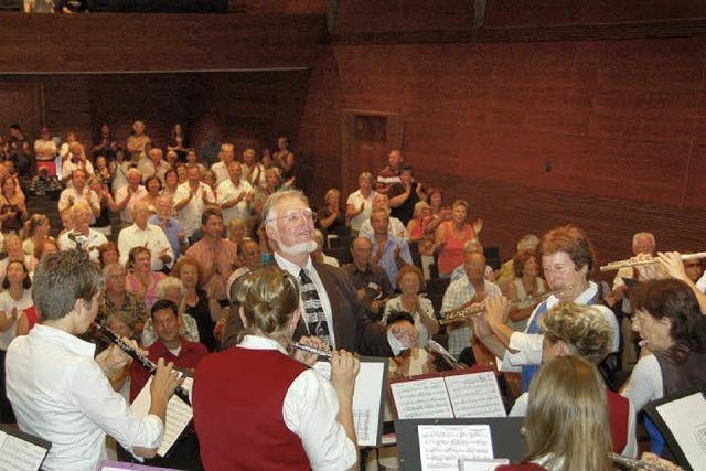 Flügelhorn von den Dorfmusikanten