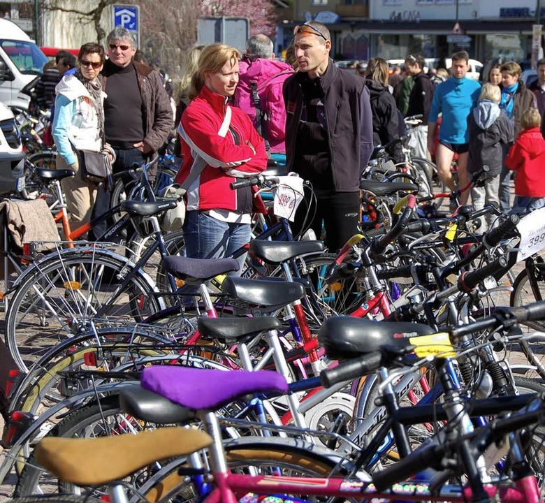 Fahrrad- und Frühlingsmarkt  | Foto: Andrea Steinhart