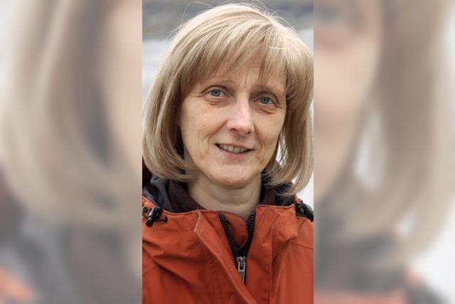 """Ruth Cremer Ricken: """"In Stuttgart wäre eine Hochrhein-Vertretung mein Ziel"""""""