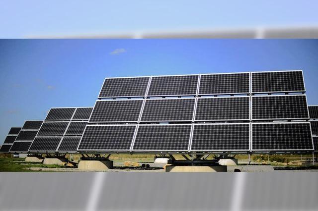 Die Solarbranche