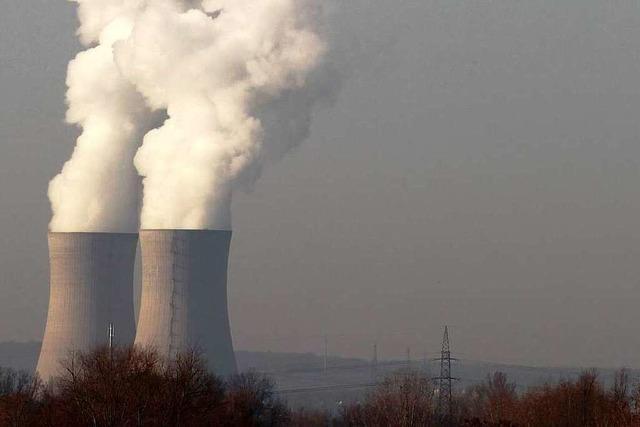 Bald sind 13 Atomkraftwerke vom Netz